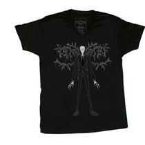 T-shirt Slenderman Creepypasta