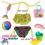 Traje De Baño Bikinis Niñas Bebes Pequeños Moda Ropa Playera