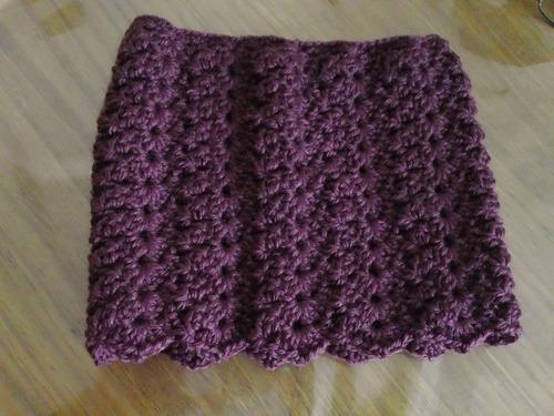 A De 180 Mujer Plata Cuello 00 Crochet Abrigo En Para Tejido La pT6wtx