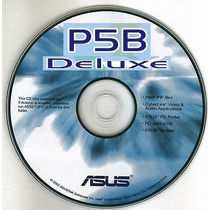 Cd Drivers Original Placa Mae Asus P5b Deluxe