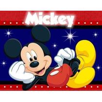 Kit Imprimible Mickey Mouse Diseñá Invitaciones Blackberry