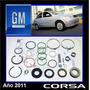Corsa 2011 Kit Reparar Cajetín Dirección Original Chevrolet