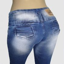 Kit 20 Calça Jeans Feminina Carmim Calvin Klein Morena Rosa