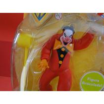 01 Boneco Do Palhaço Misterio Da Turma Do Scoobydoo