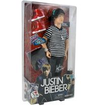 Justin Bieber Figura D Accion Style Collection Playera Gorra