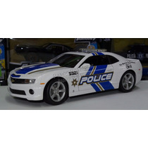 1:18 Chevrolet Camaro 2010 Police Patrulla Maisto Special