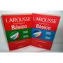 Diccionario Español Italiano Y Español Francés Larousse