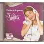 Violetta -- Cd-dvd Original Un Tesoro Músical