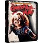 Blu-ray Brinquedo Assassino - Steelbook - Dublado