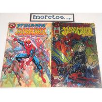 Spider-man -maximum Clonage- Alpha/omega Portadas Speciales