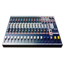 Consola Soundcraft Efx12 12 Canales