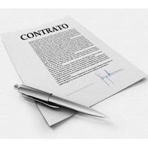 Contrato De Arrendamiento Rellenable