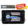 Estereo Pantalla Vw 7 Dvd Bluetooth Gps Jetta A6 Bora Vento