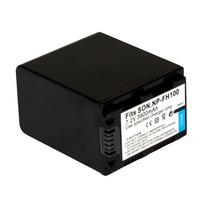 Bateria Np-fh100 Fh100 P/ Sony Handycam Dcr-hc21 Dcrhc26