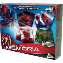 Jogo Da Memória O Espetacular Homem Aranha Marvel - Toyster