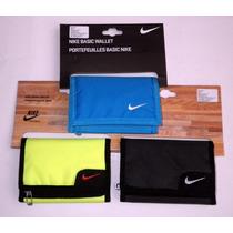 Billetera Monedero Nike.