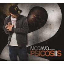 Psicosis Ii 2 / Mc Davo / Disco Cd Con 11 Canciones