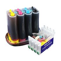 Bulk-ink C63 C65 C85 Cx3500 Cx4500 Cx6300 Com Chip + Tinta