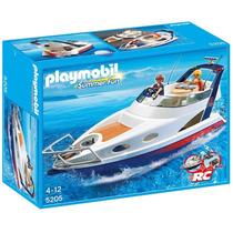 Playmobil 5205 Yate De Lujo Verano Playa Barco Retromex