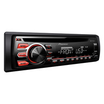 Reproductor Pioneer Deh-x1710ub Cd Mp3 Usb Aux Radio 50x4
