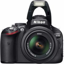 Cámara Réflex Nikon D5100 Kit 18-55 16.2mp Full Hd Dx Nueva