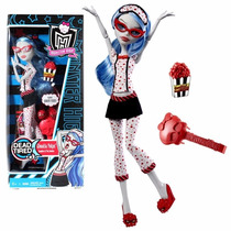 Monster High Dead Tired - Ghoulia Yelps Original Mattel