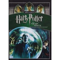 Harry Potter Y La Orden Del Fenix 2007 Pelicula Dvd