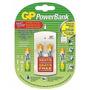 Cargador De Pila Baterias Recargables Gp Powerbank Aa Y Aaa