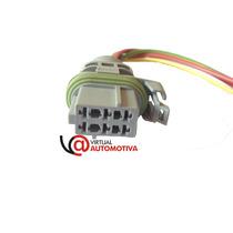 Chicote Plug Conector Tampa Da Bomba Combustível: Renault