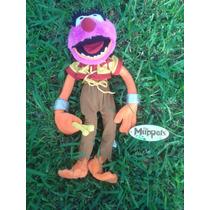 Peluche De Animal El Baterista De Los Muppets