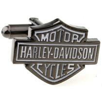 Mancuernillas Camisa Gemelos Motor Harley Davidson Acero