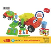 Truck Model Dismat Dismat