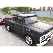 Ford F 500 Diesel 608 5* Drayve Documentada 55/ R$ 33000