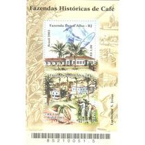 Bloco Brasil, Fazendas Históricas De Café