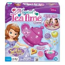 Sofia The First Mágico Tea Time Juego Rosa