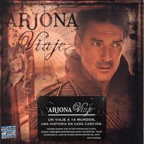 Ricardo Arjona / Viaje / Disco Cd Con 14 Canciones