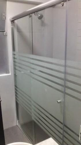 Mamparas en cristal templado de seguridad en 5 dias m2 - Mamparas cristal templado ...