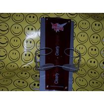 Anuncio Smirnoff Porta Botellas Metal Acrilico Altura 50 Cm.