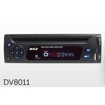 Reproductor Pasivo Dvd/mp3/usb/sdcard/c/remoto B-52 Dv8011