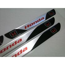 Kit Soleira Resinada Honda Civic,new Civic,hr-v,fit,city.