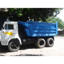 Camion Kamaz - Tatu Volcador Impecable