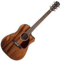 Guitarra Electroacustica Fender Cd-140sce All-mahogany