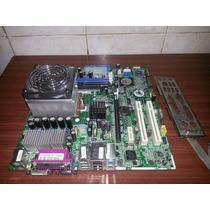 Mother Msi Ms-7050 Socket 939 Ddr Video Ati + Athlon 3000+