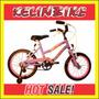 Bicicleta Playera Infantil Kelinbike R14