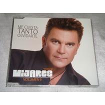 Mijares Me Cuesta Tanto Olvidarte Cd Promo Warner 2010