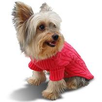 Sweater Para Cães De Pequeno Porte