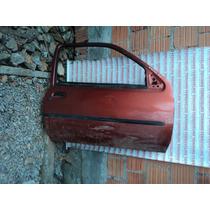Porta Dianteira 2pt Ford Fiesta 99 S/ Acessórios