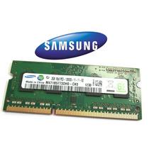 Memoria Ddr3 2gb Pc3-12800 1600 Mhz Laptop Nuevas