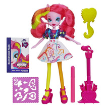 My Little Pony Pinkie Pie Equestria,muñeca Rainbow Rock