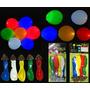 Globos Led De Colores Decoración Fiestas Infantiles Eventos
